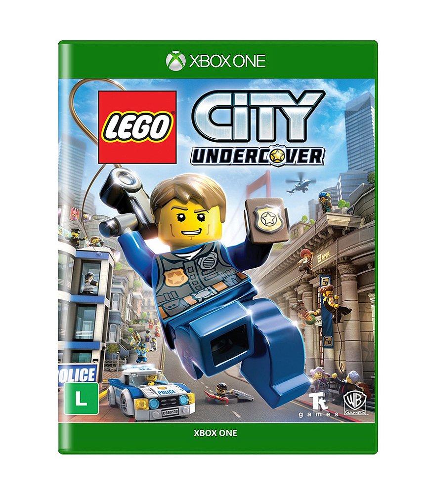 Jogo Lego City Undercover - Xbox One - Nintendo