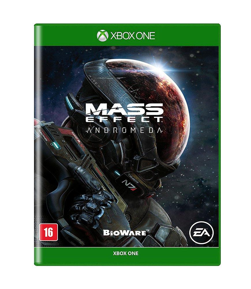 Jogo Mass Effect: Andromeda - Xbox One - Ea Games