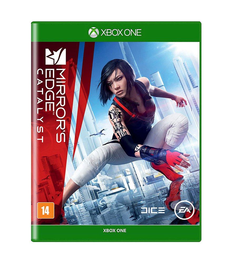 Jogo Mirrors Edge Catalyst - Xbox One - Ea Games