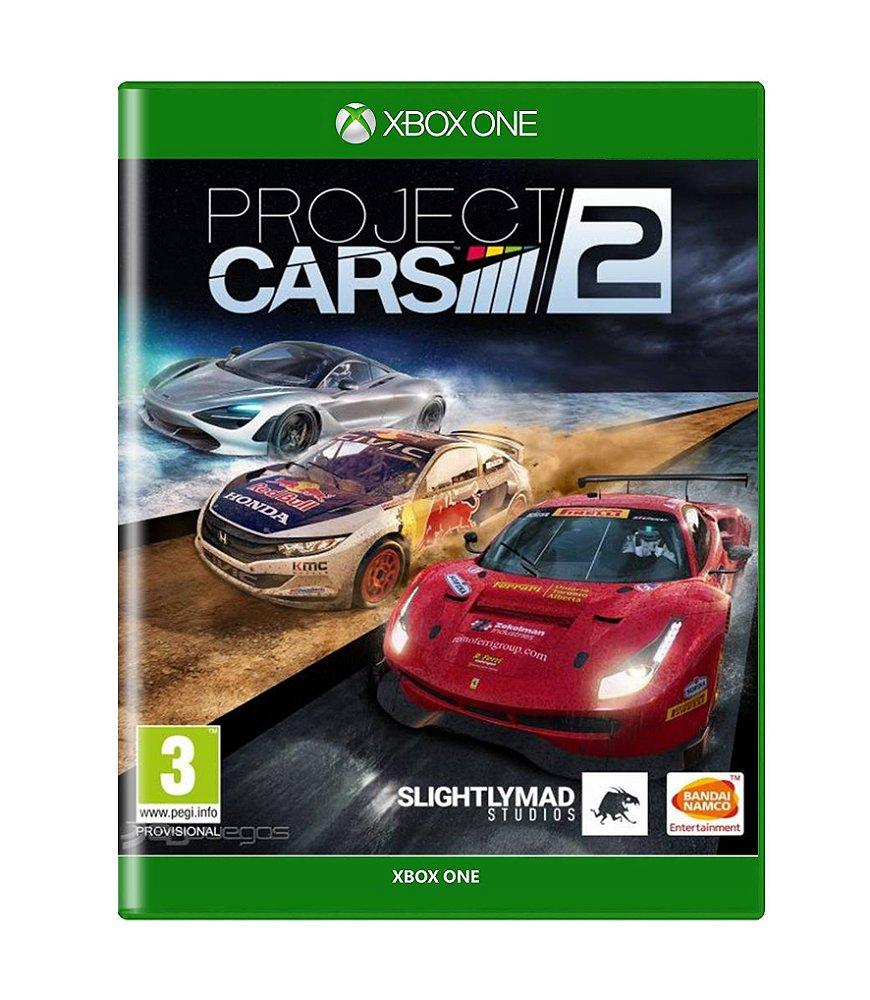 Jogo Project Cars 2 - Xbox One - Bandai Namco Games