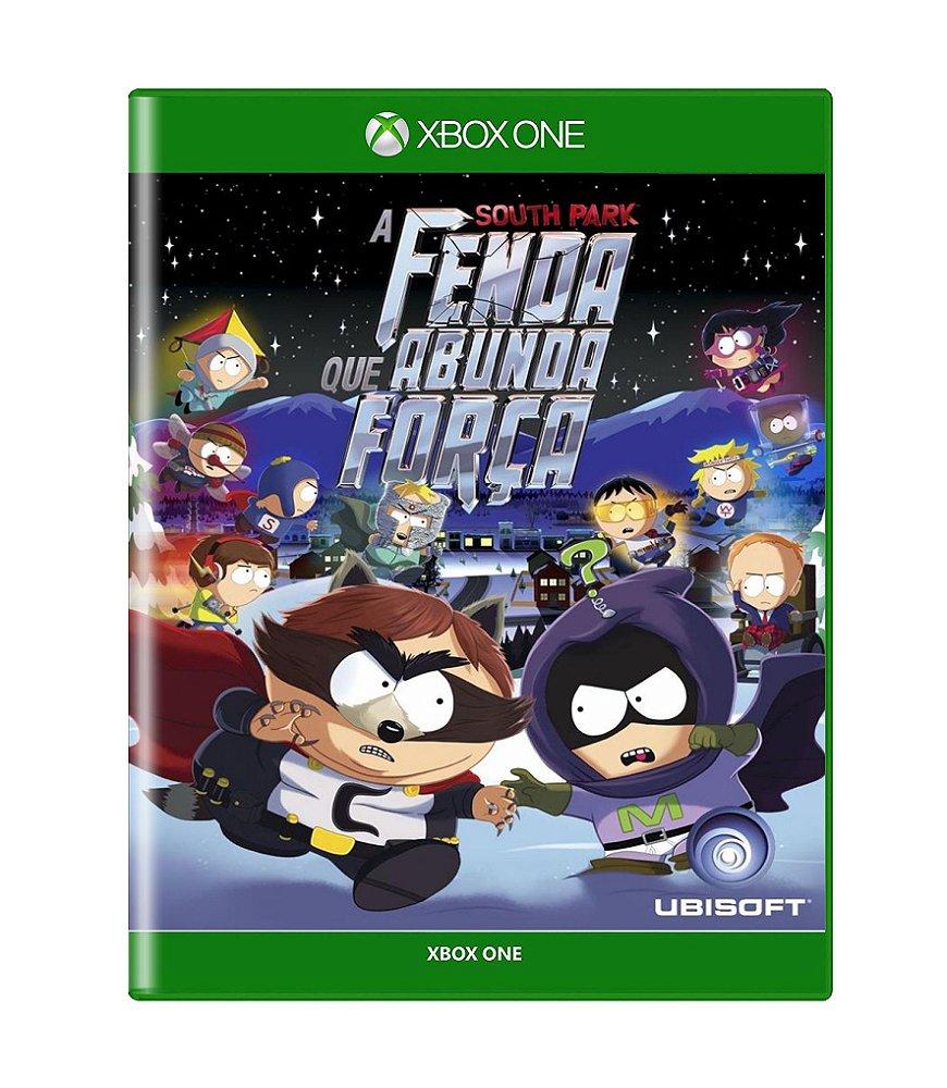 Jogo South Park - a Fenda Que Abunda Força - Xbox One - Ubisoft