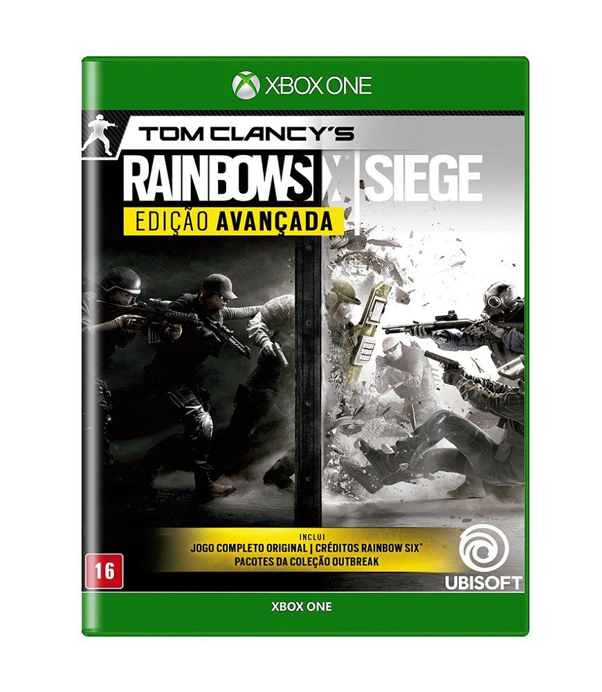 Jogo Tom Clancy's Rainbow Six Siege Edição Avançada - Xbox One - Ubisoft