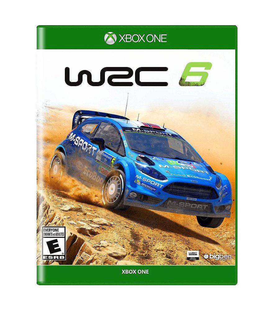 Jogo Wrc 6 - Xbox One - Maximum Games
