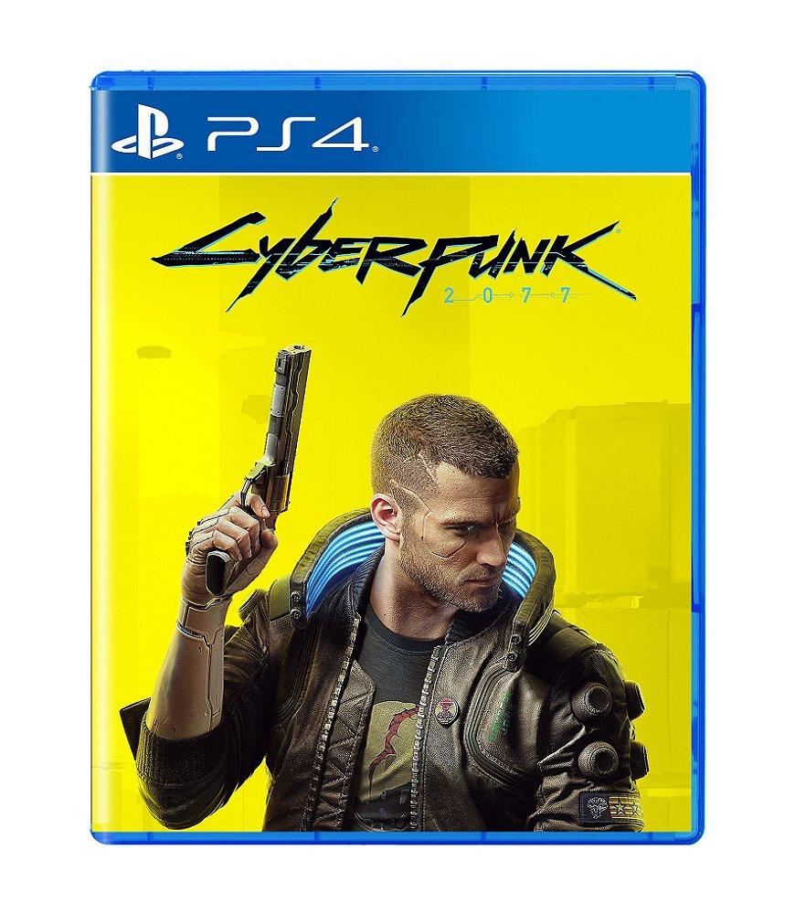 Jogo Cyberpunk 2077 - Playstation 4 - Warner Bros Interactive Entertainment