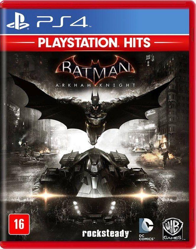 Jogo Batman: Arkham Knight - Playstation 4 - Warner Bros Interactive Entertainment