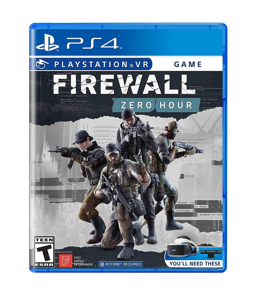 Jogo Firewall Zero Hour - Playstation 4 - Sony