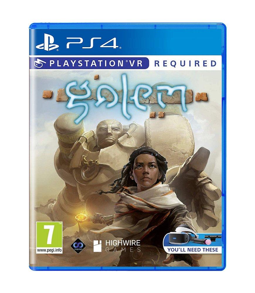 Jogo Golem - Playstation 4 - Highwire