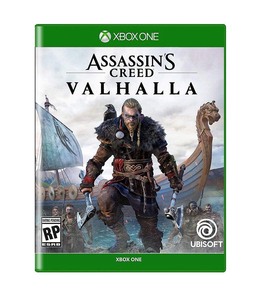 Jogo Assassins Creed Valhalla - Xbox One - Ubisoft