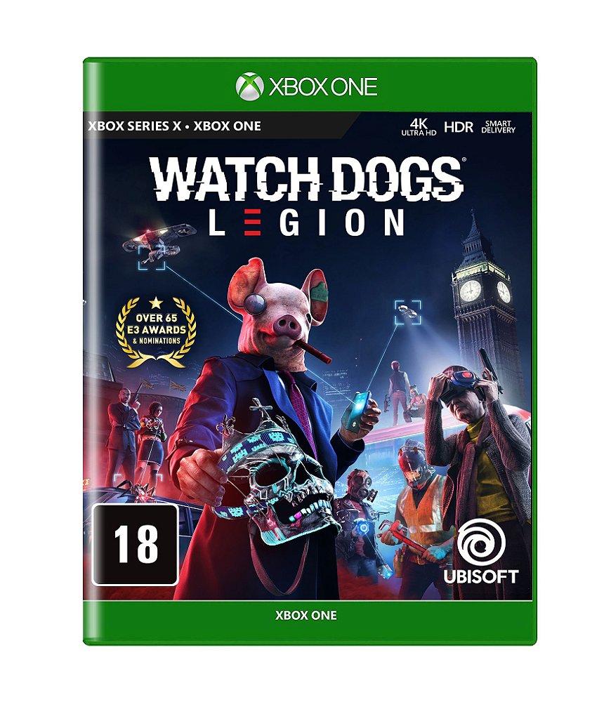 Jogo Watch Dogs: Legion - Xbox One - Ubisoft