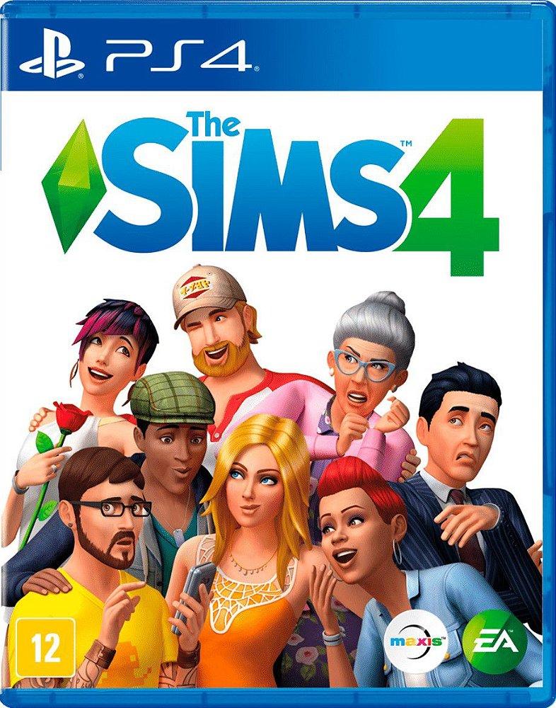 Jogo The Sims 4 - Playstation 4 - Ea Games