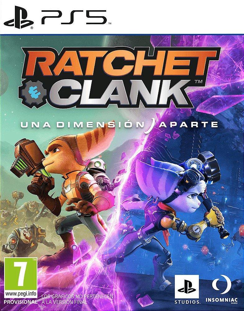 Ratchet & Clank: Rift Apart Em Uma Outra Dimensão PS5 Digital Original - XBLADERGAMES