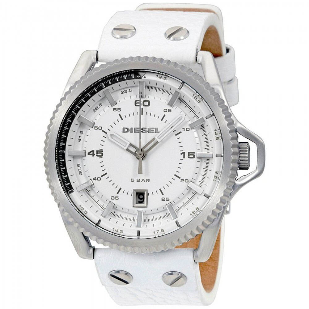 8df0043d04280 Relógio Masculino Diesel DZ1755 Branco - Mimports - Produtos e ...