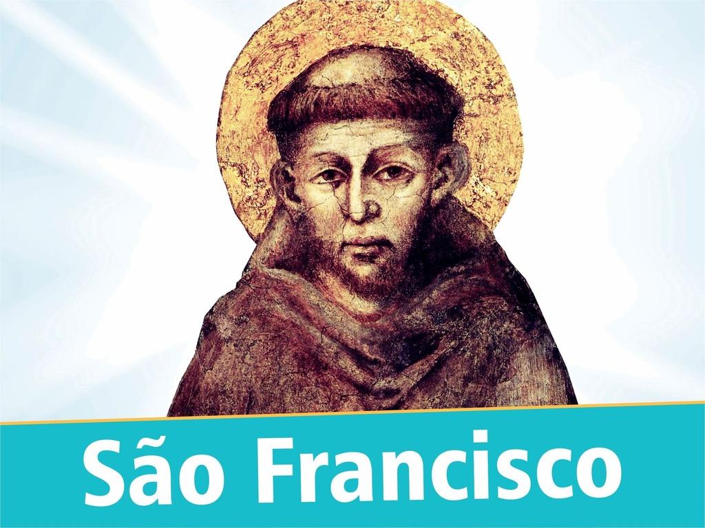 Sao Francisco De Assis 002 A4 Papel Arroz Especial