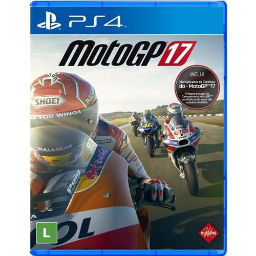 jogo moto gp 17 ps4 kika magazine jogos ps4 ps3 xbox one x360 peliculas smartphones. Black Bedroom Furniture Sets. Home Design Ideas