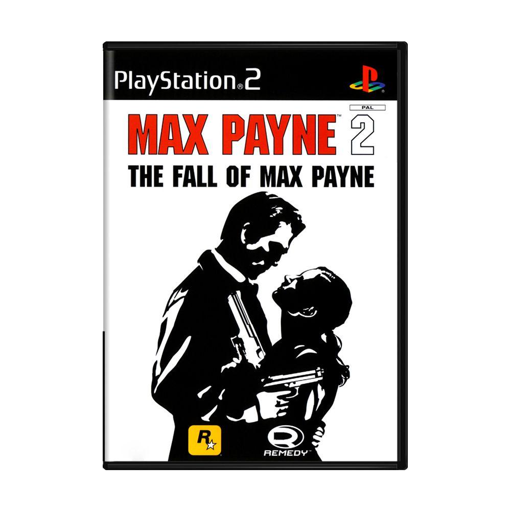 max payne 2 ps2 capa