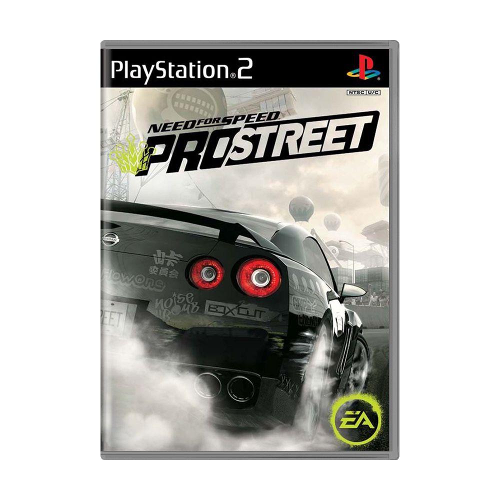 Jogo Need for Speed: ProStreet - PS2 - MeuGameUsado