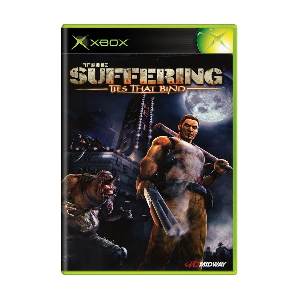 Jogo The Suffering: Ties That Bind
