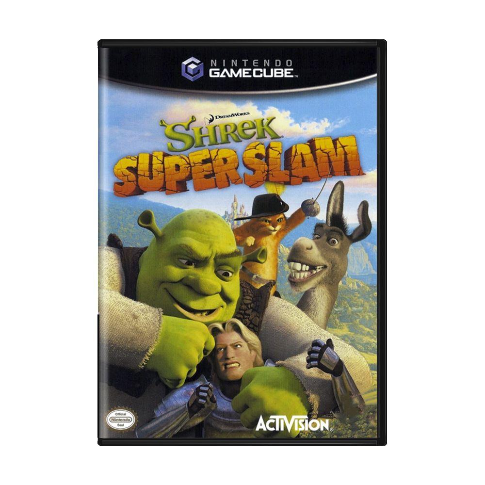 Jogo Shrek: Super Slam - GameCube - MeuGameUsado