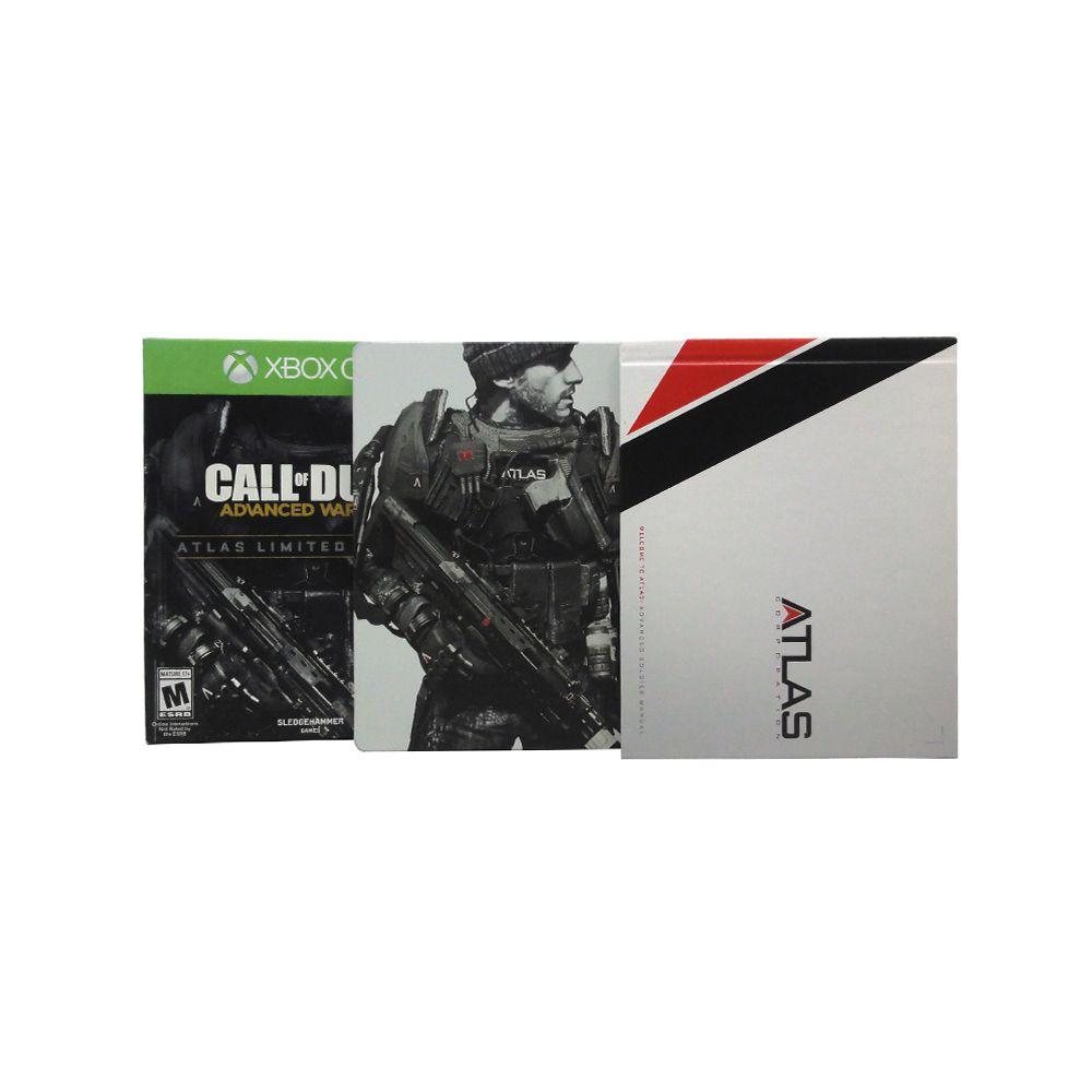 Jogo Call Of Duty: Advanced Warfare (Atlas Limited Edition