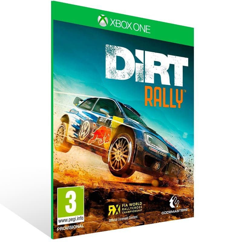 dirt rally xbox one live m dia digital psngamesdf. Black Bedroom Furniture Sets. Home Design Ideas