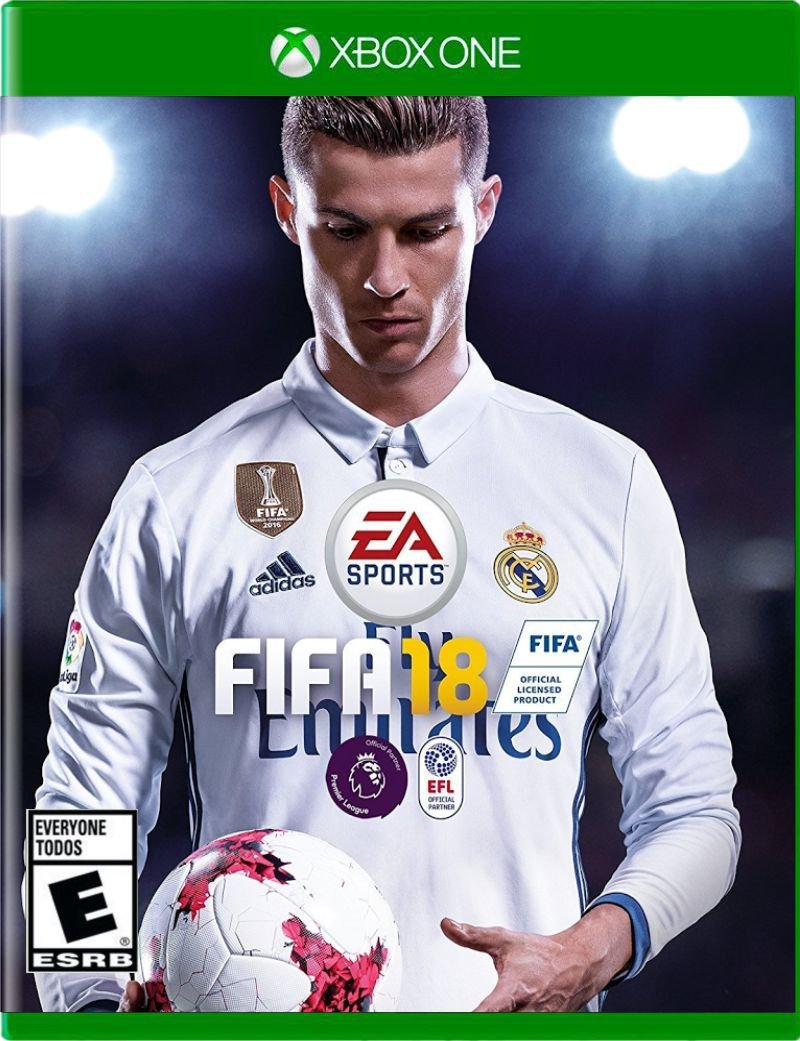 fifa 18 xbox one miguel games. Black Bedroom Furniture Sets. Home Design Ideas