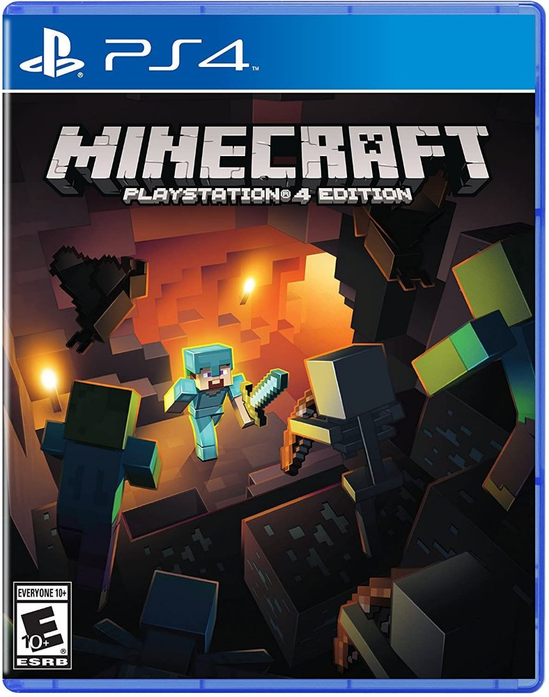 Minecraft PS8 Game - Go Games Geek Store