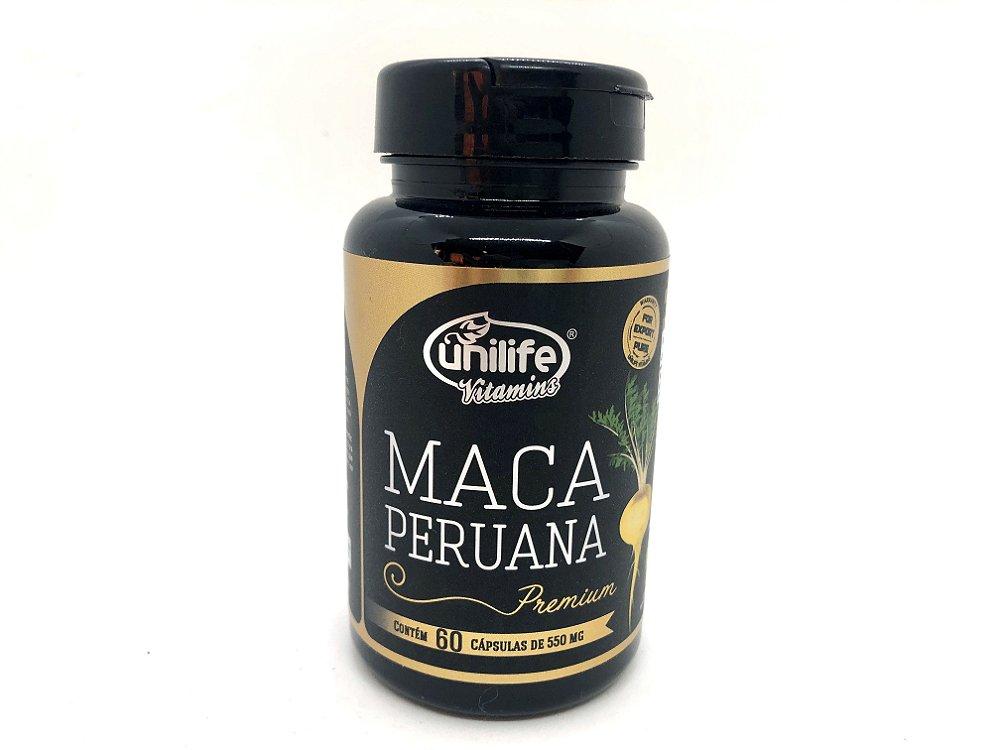 maca peruana negra premium unilife