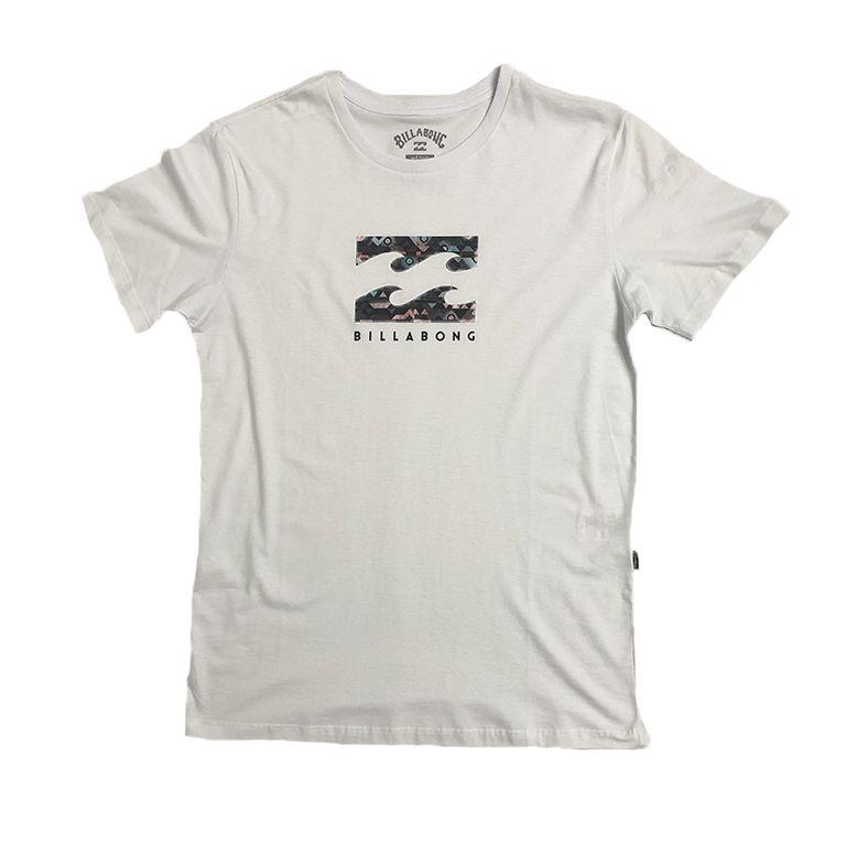 Camiseta Billabong Arch - Preto | Occeano Store - Occeano