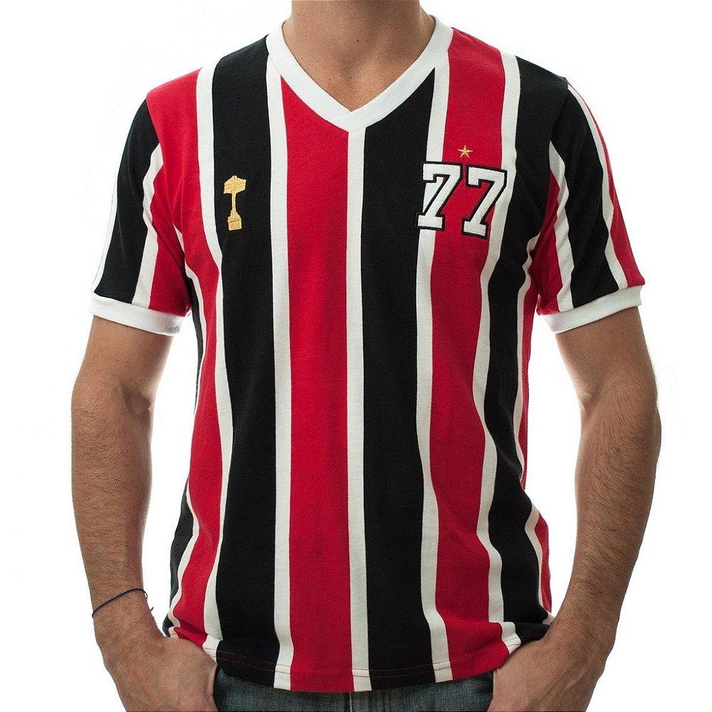 Camisa Retrô de Futebol - Football Retrô 60839cea4cadb