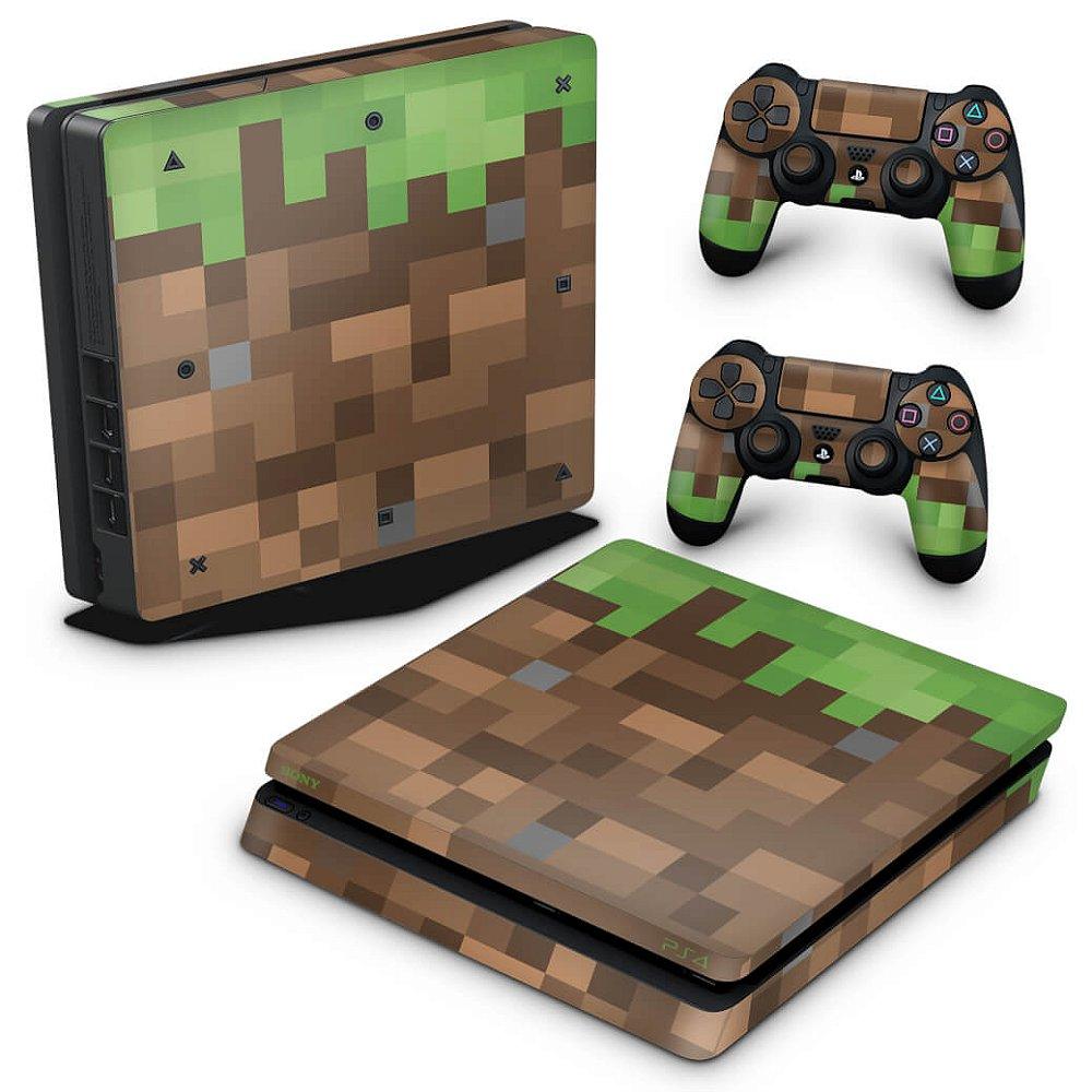PS10 Slim Skin - Minecraft