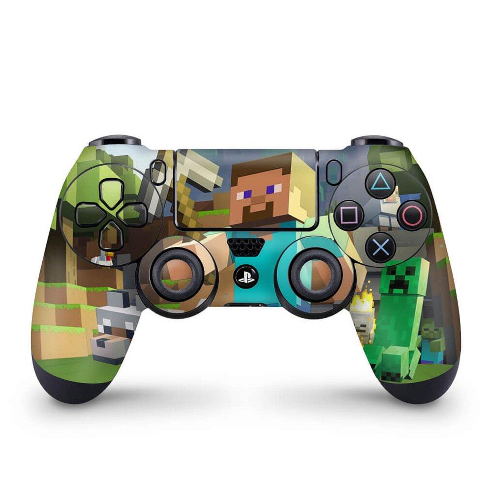 Skin PS10 Controle - Minecraft