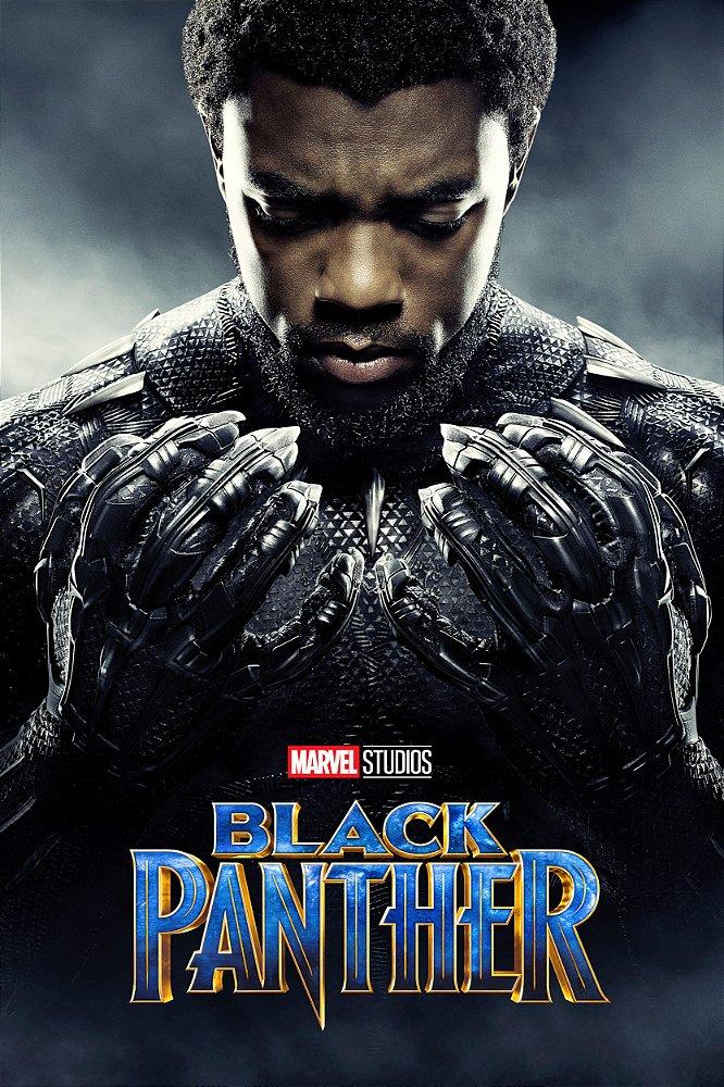 Pantera Negra - Poster