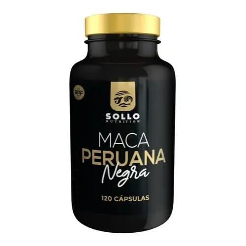 maca peruana negra propiedades