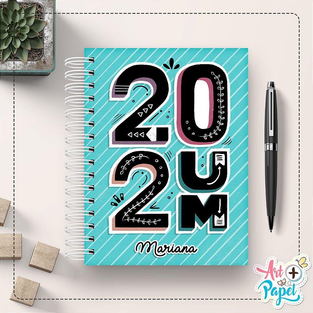 Agenda 2021 Personalizada Art Mais Papel