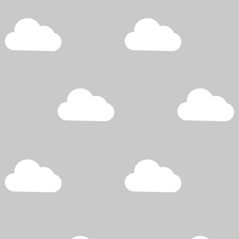 Papel-de-Parede-Infantil-Nuvens