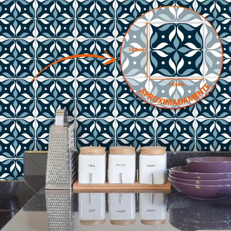 Papel-de-Parede-Azulejo-em-Tons-de-Cinza-e-Azul