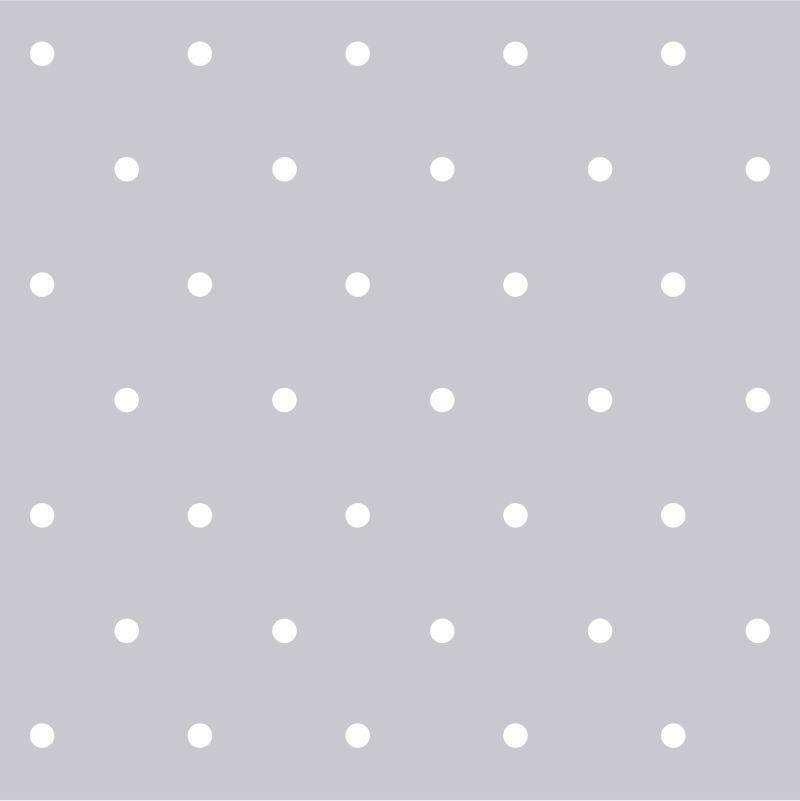 Papel-de-Parede-estilo-Poa-Cinza-e-Branco