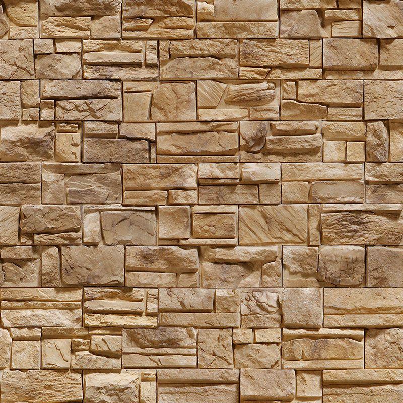 Papel-de-Parede-Pedras-Rusticas-em-tons-de-Marrom