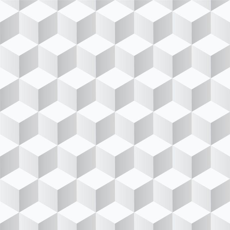 Papel-de-Parede-Geometrico-3D-Cubos