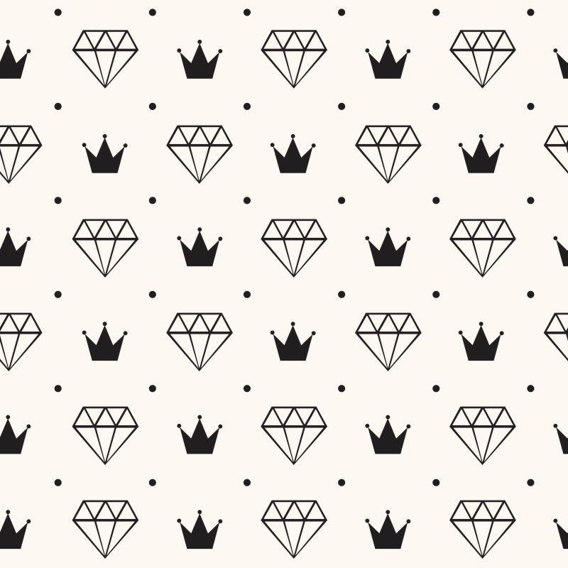 Papel de Parede Diamante