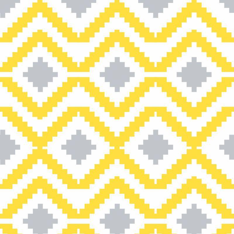Papel-de-Parede-Geometrico-Cinza-e-Amarelo