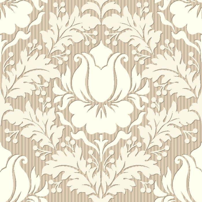 papel-de-parede-arabesco-bege-marrom