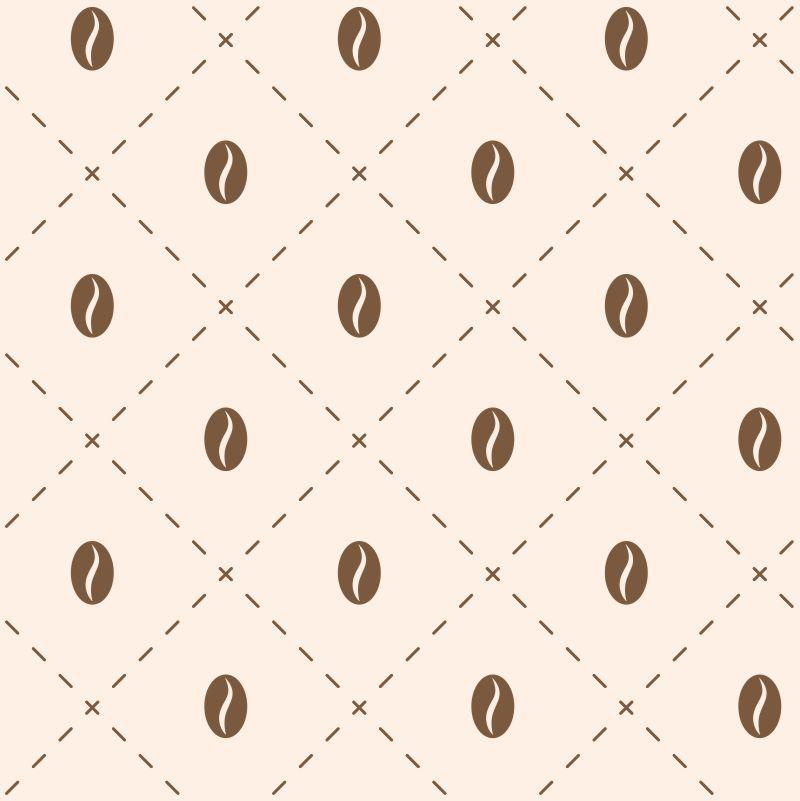 Papel-de-Parede-Cozinha-Losangos-Coffe