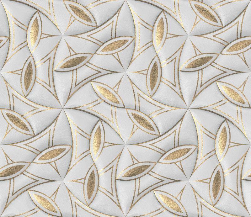 Papel-de-Parede-3D-Geometrico-Wonderful