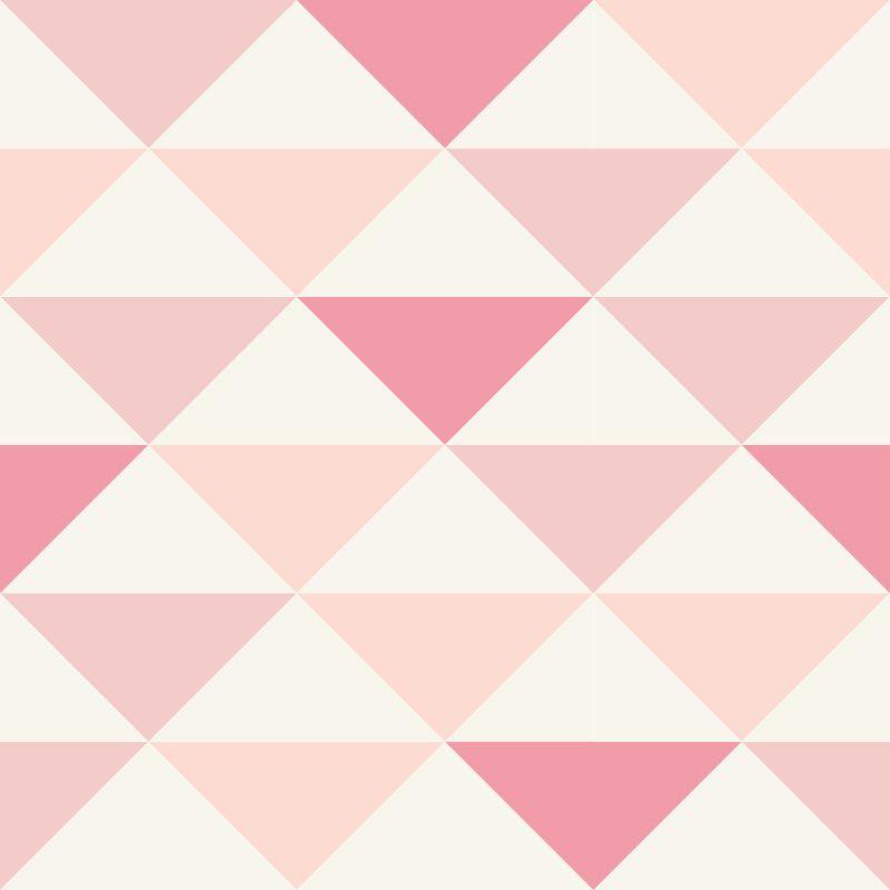 Papel de Parede Geométrico Triângulos Estellar