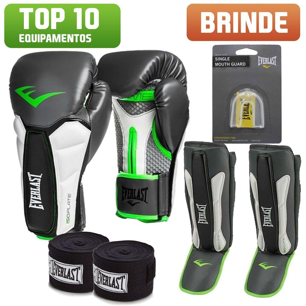 2854f850e Kit para Muay Thai Prime Everlast - FH Brasil Suplementos e Artigos ...