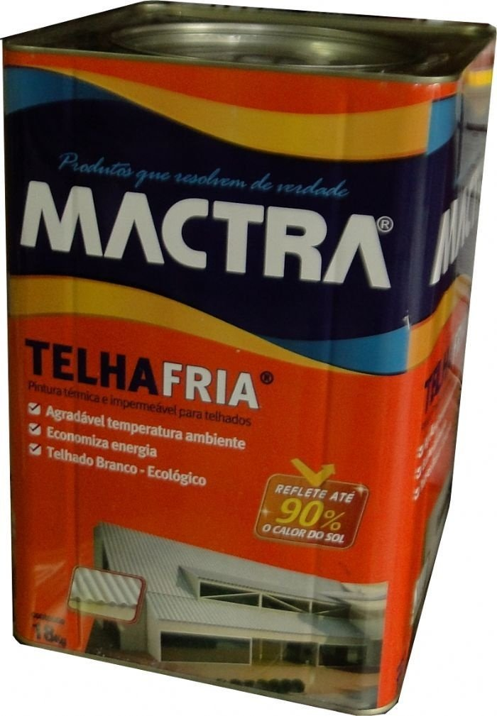 Tinta telhafria mactra telha forte a aliada da - Microesferas ceramicas para pintura ...
