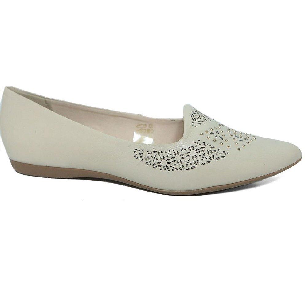 8680e8a9a Sapatilha Bico Fino Bottero 299603 - Calçados Femininos, Calçados ...