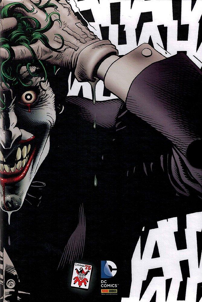 Box Coringa E Batman A Piada Mortal Edicao Especial Limitada