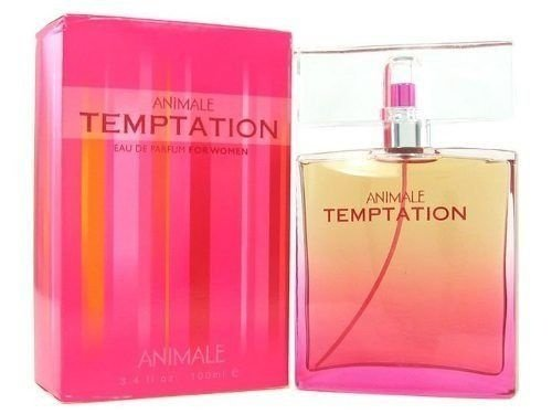 Temptation Animale Eau de Toilette Feminino 50 Ml